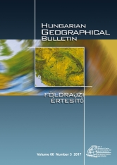 Hungarian Geographical Bulletin